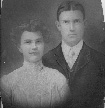 Lee Addison & Bertie Wallace Briles. Date of picture is unknown however Lee passed in 1920 at age 42. Bertie passed in 1976 at age 91.