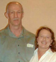 Dr. James Briles and wife Kathleen Briles